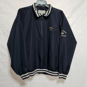 Cutter & Buck Navy 1/4 Zip Jacket XL
